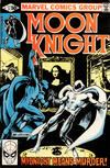 Cover for Moon Knight (Marvel, 1980 series) #3 [Direct]