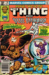 Cover Thumbnail for Marvel Two-in-One (1974 series) #79 [Newsstand]