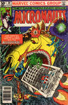 Cover Thumbnail for Micronauts (1979 series) #30 [Newsstand]