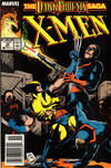 Cover for Classic X-Men (Marvel, 1986 series) #39 [Newsstand]
