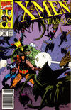Cover for X-Men Classic (Marvel, 1990 series) #60 [Newsstand Edition]