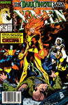 Cover Thumbnail for Classic X-Men (1986 series) #42 [Newsstand Edition]