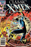 Cover Thumbnail for Classic X-Men (1986 series) #5 [Newsstand Edition]
