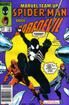 Cover Thumbnail for Marvel Team-Up (1972 series) #141 [Newsstand Edition]