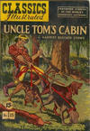 Cover for Classics Illustrated (Gilberton, 1947 series) #15 [HRN 89] - Uncle Tom's Cabin [15¢]