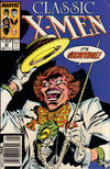 Cover Thumbnail for Classic X-Men (1986 series) #29 [Newsstand Edition]