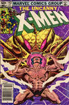 Cover for The Uncanny X-Men (Marvel, 1981 series) #162 [Newsstand]