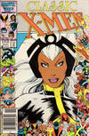 Cover Thumbnail for Classic X-Men (1986 series) #3 [Newsstand Edition]