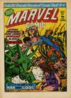 Cover for Marvel Comic (Marvel UK, 1979 series) #337