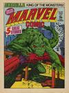 Cover for Marvel Comic (Marvel UK, 1979 series) #338