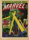 Cover for Marvel Comic (Marvel UK, 1979 series) #339