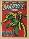 Cover for Marvel Comic (Marvel UK, 1979 series) #336