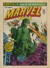 Cover for Marvel Comic (Marvel UK, 1979 series) #333