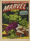 Cover for Marvel Comic (Marvel UK, 1979 series) #332
