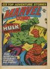 Cover for Marvel Comic (Marvel UK, 1979 series) #331