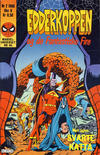 Cover for Edderkoppen (Semic, 1984 series) #2/1986