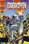 Cover for Edderkoppen (Semic, 1984 series) #11/1985