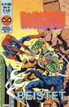Cover for Edderkoppen (Semic, 1984 series) #10/1985