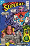 Cover Thumbnail for Superman (1939 series) #375 [Newsstand]