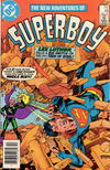 Cover for The New Adventures of Superboy (DC, 1980 series) #48 [Newsstand]