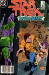 Cover Thumbnail for Star Trek (1984 series) #38 [Newsstand]
