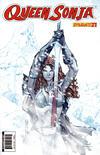 Cover for Queen Sonja (Dynamite Entertainment, 2009 series) #21 [Igor Vitorino Cover]