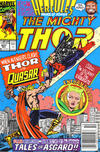 Cover Thumbnail for Thor (1966 series) #437 [Newsstand]
