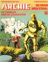 Cover for Archie de Man van Staal (Oberon, 1980 series) #6 - De terreur van de ijsgeesten