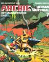 Cover for Archie de Man van Staal (Oberon, 1980 series) #7 - Het magnetische gas