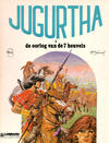Cover for Jugurtha (Le Lombard, 1977 series) #5 - De oorlog van de 7 heuvels