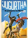 Cover for Jugurtha (Le Lombard, 1977 series) #12 - De gladiatoren van Marsia