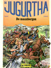 Cover for Jugurtha (Le Lombard, 1977 series) #14 - De maanbergen