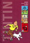 Cover for The Adventures of Tintin (Little, Brown, 2009 ? series) #1