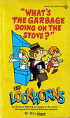 """Cover for The Lockhorns """"What's the Garbage Doing on the Stove?"""" (New American Library, 1975 series) #Q6327"""