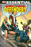 Cover for Essential Defenders (Marvel, 2005 series) #6
