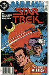 Cover Thumbnail for Star Trek Annual (1985 series) #1 [Newsstand]