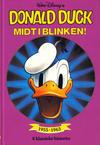 Cover for Donald Duck bøker [Gullbøker] (Hjemmet / Egmont, 1984 series) #[1990] - Midt i blinken!