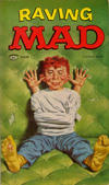 Cover for Raving Mad (New American Library, 1966 series) #P3490