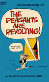 Cover for The Peasants Are Revolting (Gold Medal Books, 1971 ? series) #3 (D2404)