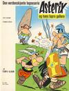 Cover for Asterix (Hjemmet / Egmont, 1969 series) #[1] - Asterix og hans tapre gallere [2. opplag]