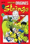 Cover for Strange Spécial Origines (Editions Lug, 1981 series) #226