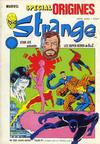 Cover for Strange Spécial Origines (Semic S.A., 1989 series) #232 hors série