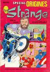 Cover for Strange Spécial Origines (Semic S.A., 1989 series) #235 hors série
