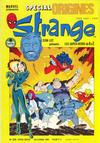 Cover for Strange Spécial Origines (Semic S.A., 1989 series) #238 hors série