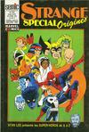 Cover for Strange Spécial Origines (Semic S.A., 1989 series) #250 hors série
