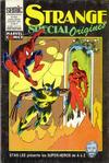 Cover for Strange Spécial Origines (Semic S.A., 1989 series) #253 hors série