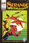 Cover for Strange Spécial Origines (Semic S.A., 1989 series) #256 hors série