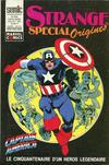 Cover for Strange Spécial Origines (Semic S.A., 1989 series) #259 hors série