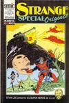 Cover for Strange Spécial Origines (Semic S.A., 1989 series) #262 hors série