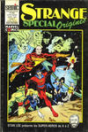 Cover for Strange Spécial Origines (Semic S.A., 1989 series) #268bis